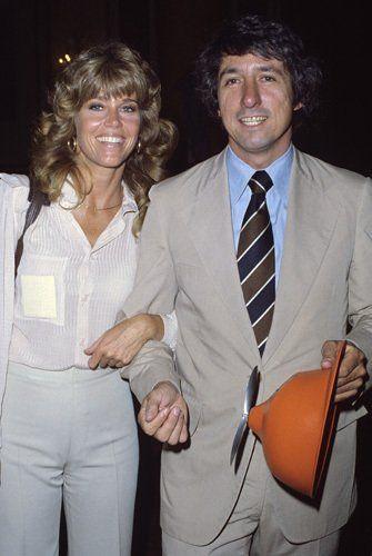 Jane Fonda and Tom Hayden circa 1970s