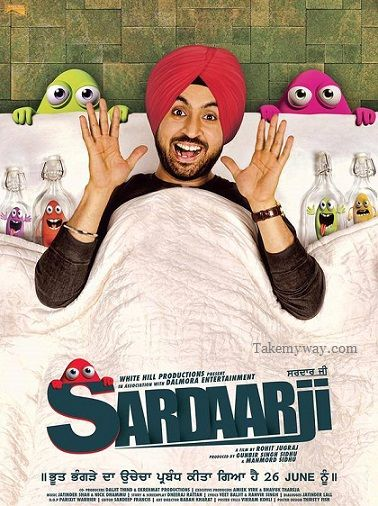 Sardaar Ji Movie 1st Day (Friday) Opening Box Office Collection  Ft. Diljit Dosanjh