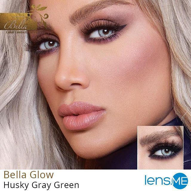 Finally Available The New Bella Glow Collection With Alluring And Exciting New Colours Th Green Contacts Lenses Best Colored Contacts Contact Lenses Colored