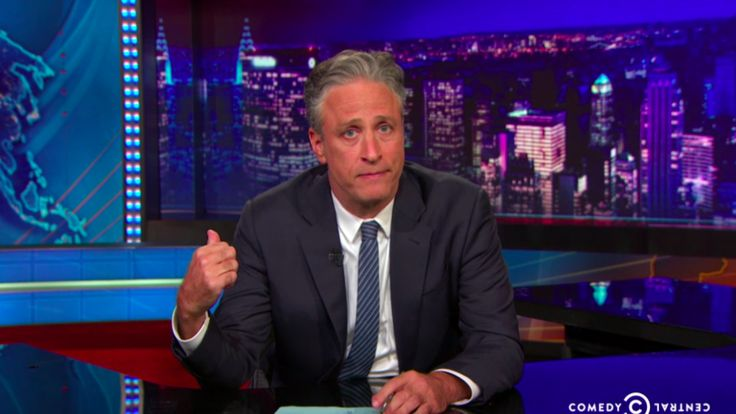 Jon Stewart delivers straight, critical monologue over South Carolina shooting