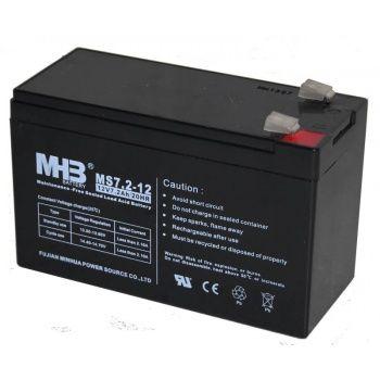 Аккумулятор малого размера MS 7,2-12A