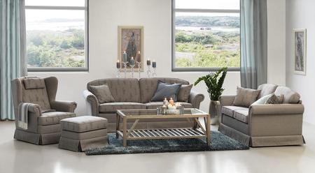 Sofa møbelringen- gråbeige