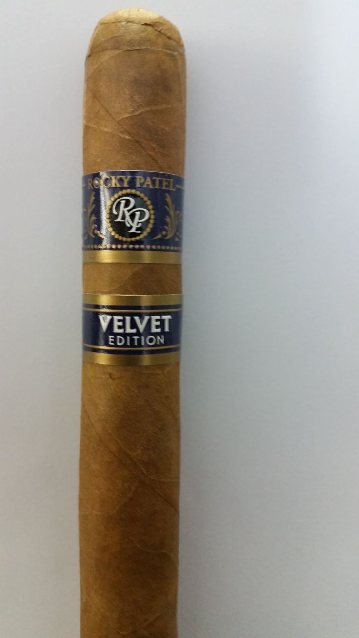 Review of Rocky Patel Velvet Edition Cigar: http://cigarczars.com/review/rocky-patel-luxury-cigars.htm