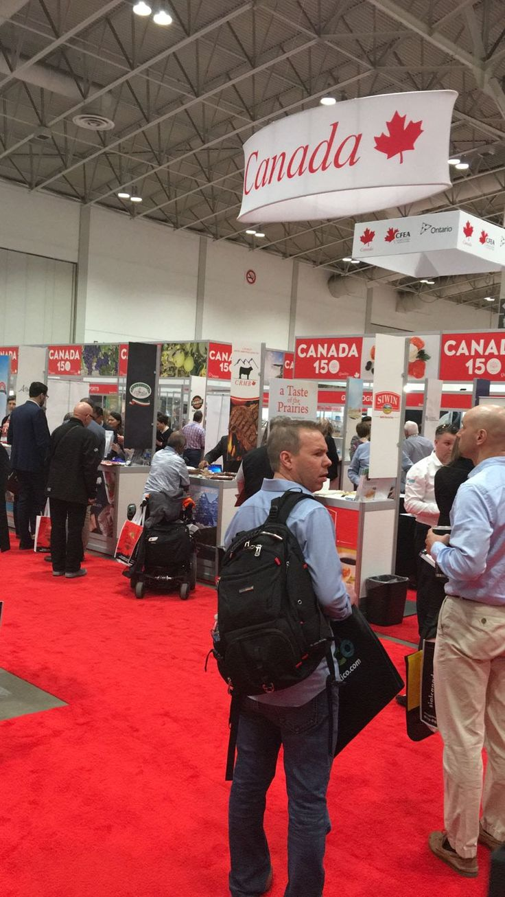 Come and visit #PouchMakers Canada Inc at booth 1738   #SIALCANADA #SIAL2017 #SIALTO2017