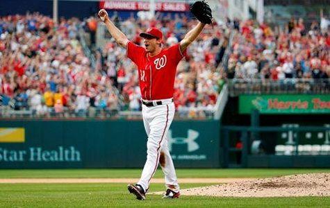 Max Scherzer lanzó su segundo juego sin hits esta temporada con Washington, una brillante joya de 17 ponches
