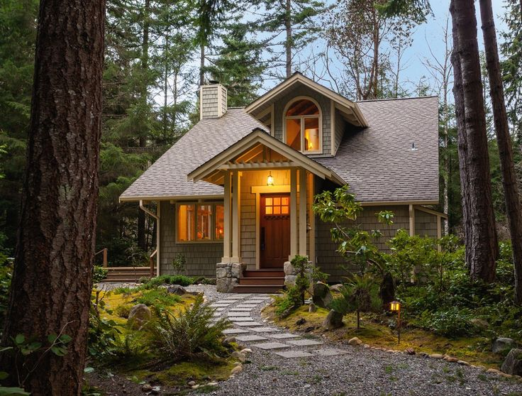 Stupendous 1000 Ideas About Small Homes On Pinterest Small Houses Small Largest Home Design Picture Inspirations Pitcheantrous