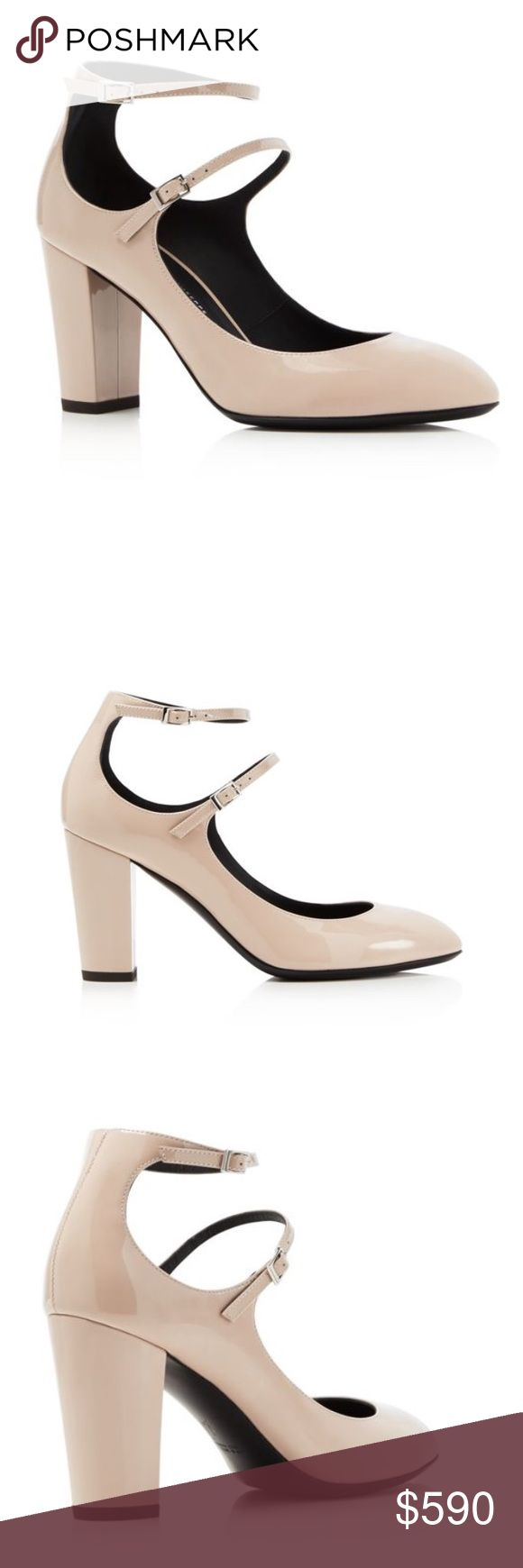 Giuseppe Zanotti Double Buckle Mary Janes🎀 Brand new in box! Come with dust bag! Giuseppe Zanotti Shoes Heels