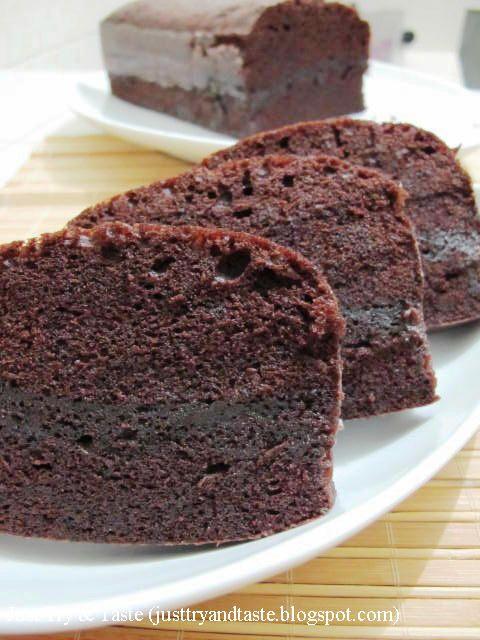 Just Try & Taste: Brownies Kukus