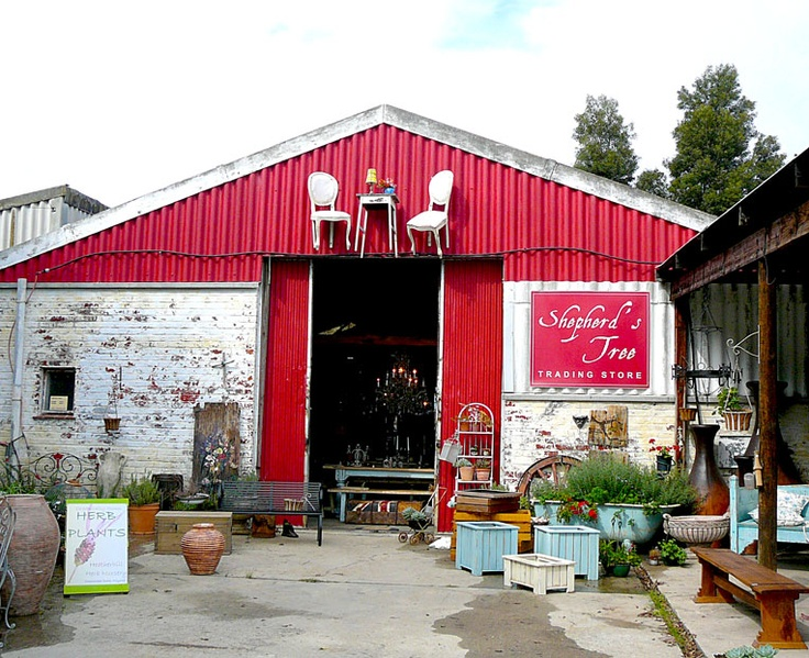 shepherd's tree store in knysna, RSA