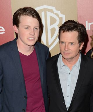 Michael J Fox To Son, 'You're a Piece Of S**T If You Bring Home Taylor Swift'