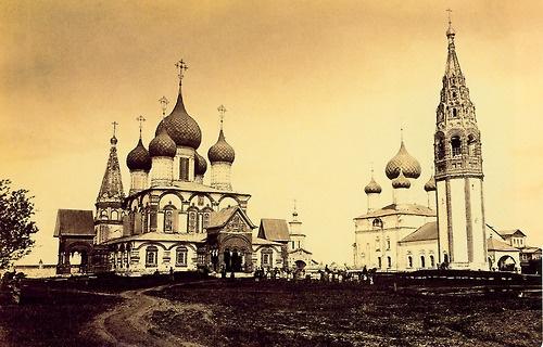 Zlatoust Church in Korovniki (Yaroslavl)