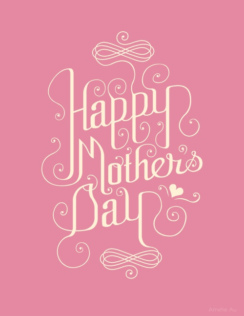 Happy Mother's Day Pinners!