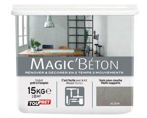 1000 id es sur le th me b ton d coratif sur pinterest - Magic beton toupret ...