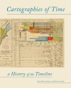 Cartographies of Time, now in paperback. by Anthony Grafton and Daniel Rosenberg