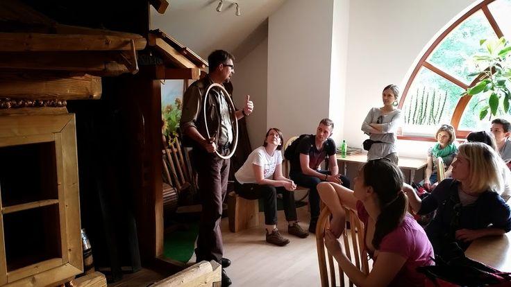 Wiktor - nadleśniczy. #AkademiaSocjomanii się szkoli ;) #zjazdSocjomaniakow