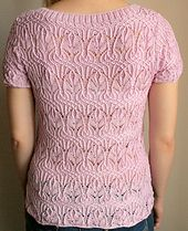 Ravelry: #2 Cool Elegance Knit pattern by Hitomi Shida (志田 ひとみ)