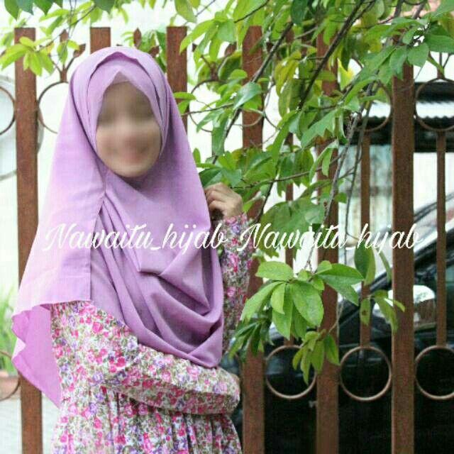 Saya menjual Hijab Atusa Instan seharga Rp55.000. Dapatkan produk ini hanya di Shopee! https://shopee.co.id/nawaituhijabku/192394641 #ShopeeID