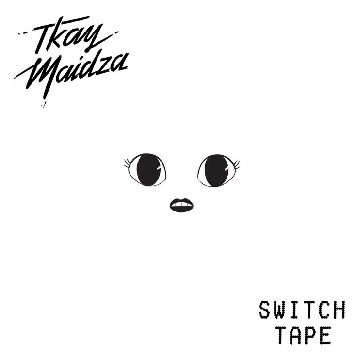 Tkay Maidza - Switch Tape - EP