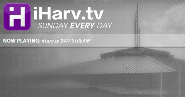 iHarv.tv - Where it's Sunday Every Day!  Watch anointed worship and powerful teaching by Pastor Rod Parsley from World Harvest Church - 24 hours a day!