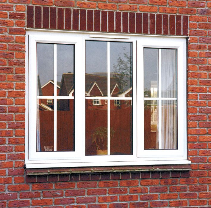 Casement windows double glazing windows hull eyg for Double casement windows