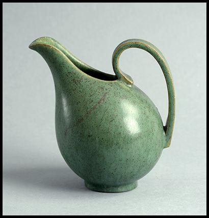 Arne Bang ceramics