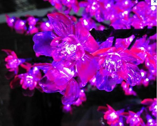 LED Flower / LED Bloem