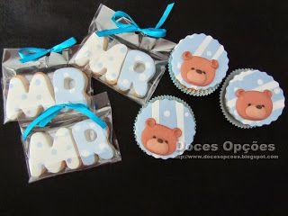 Doces Opções: Bolachas e Cupcakes