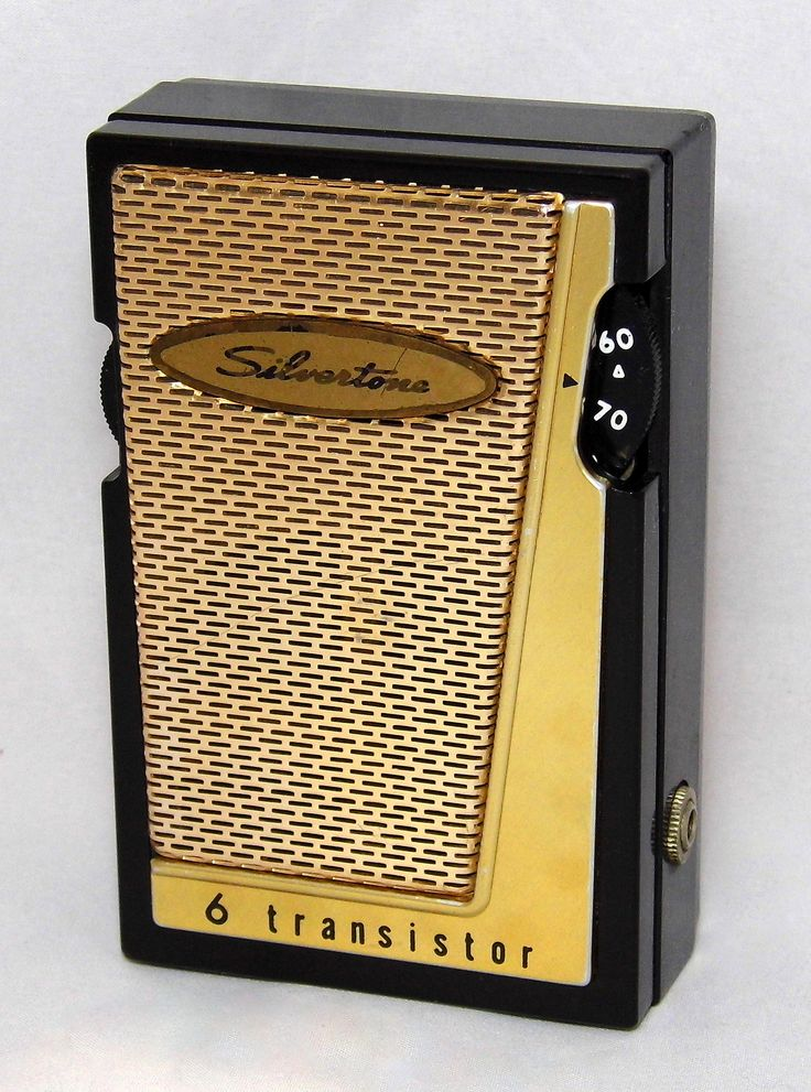 54 Best Transistor Radios images | Transistor radio ...