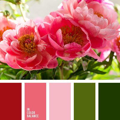 Цветовая палитра №3322ализариновый красный, болотный зеленый, бордовый цвет, зеленый, красный, красный и зеленый, оливковый, оттенки зеленого, оттенки красного, палитры для дизайнера, палитры цветов, подбор цвета, розовый, сочетание цветов для декора интерьера, тёмно-красный,