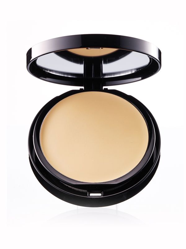 LORAC Cococin® Cream Compact Foundation – This is meant to give medium to full coverage, and for me, it functions as kind of like a concealer and foundation in one. Not oily like some cream compact foundations, it has a really nice matte finish.