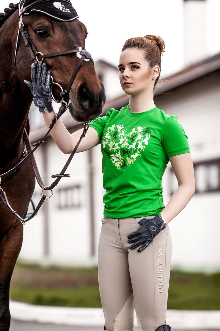 Jumping riders and JennyBlugerman  - Marta Popovich  T-shirt Unicorn #jb #horse #jennyblugerman #riders #equestrian #конныйклуб #конныйспорт #whitestable #martapopovich #fashion #мода #лошадь #любовь #love #красота #здоровье #breeches #одежда