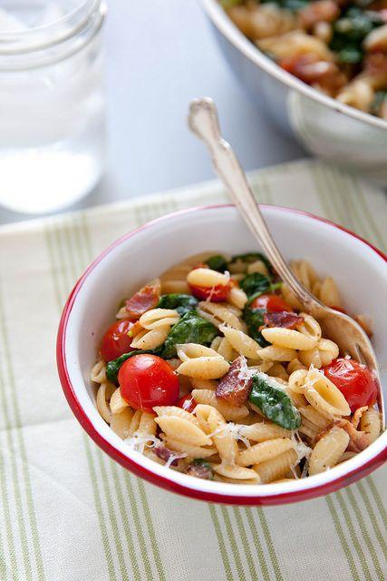 ... Pasta Salad, Annie S Eats, Blt Pasta Annie S, Recipes Pasta, Food