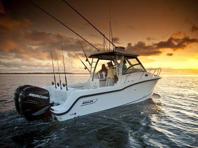 Boston Whaler Boats | 2012 Boston Whaler 285 Conquest
