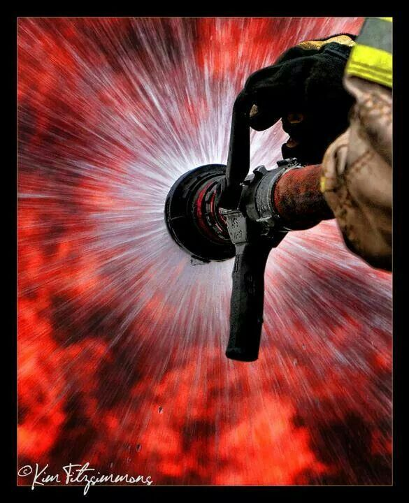 Fog pattern - Firefighter #firefighter I need a picture like this now.