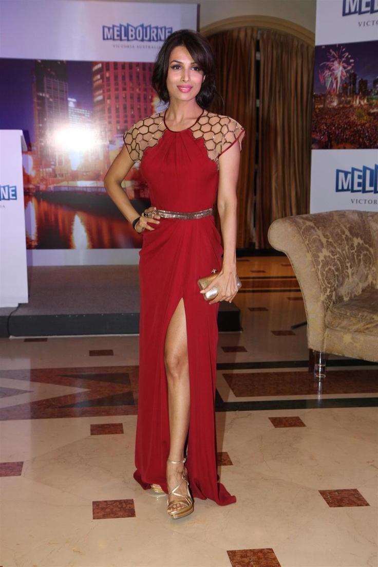 Mallika Arrora Khan at indian Film Festival of Melbourne 2013.