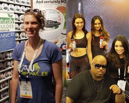 What does Cee Lo Green and Perry have in common? Besides being from the deep South and into health foods?   Natural Products Expo West 2017 Review - Another Record-Setting Testament to The World of Organic & Natural Products