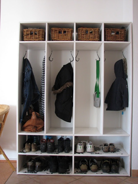 1000 Images About Front Door Coat Shoe Rack On Pinterest