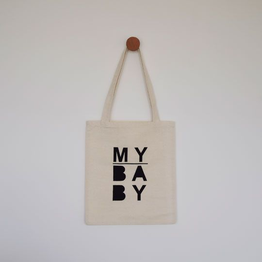 Made By Mee + Co | My Baby Tote