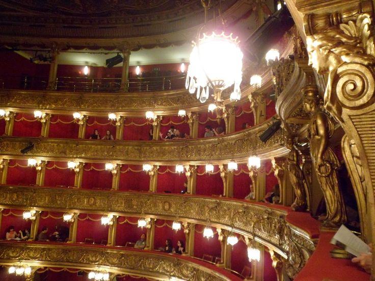 Teatro Carignano, palchi