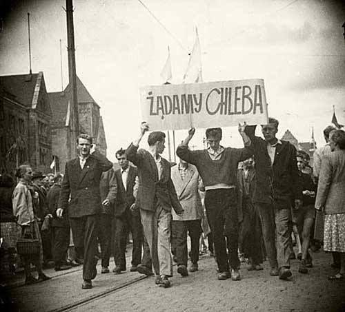 #Historia #PoznańskiCzerwiec1956 #PRL