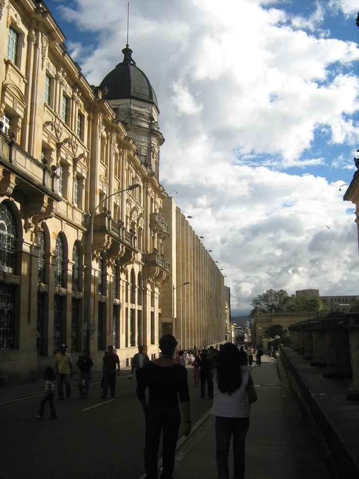 Capitolio - Centro de Bogota 2