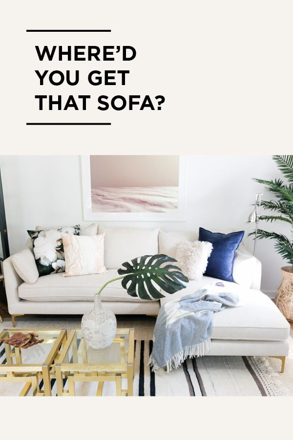 Hey Kyla! Whereu0027d Ya Get That Sofa. Interior DecoratingDecor Interior  DesignLiving Room ...