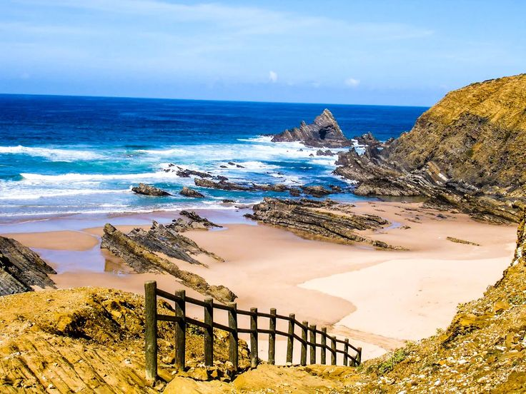 Praia dos Alteirinhos - Odemira, Alentejo (Portugal)