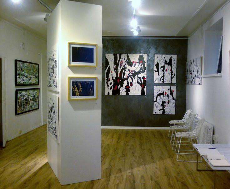 Galleria Fogga, Helsinki 2012