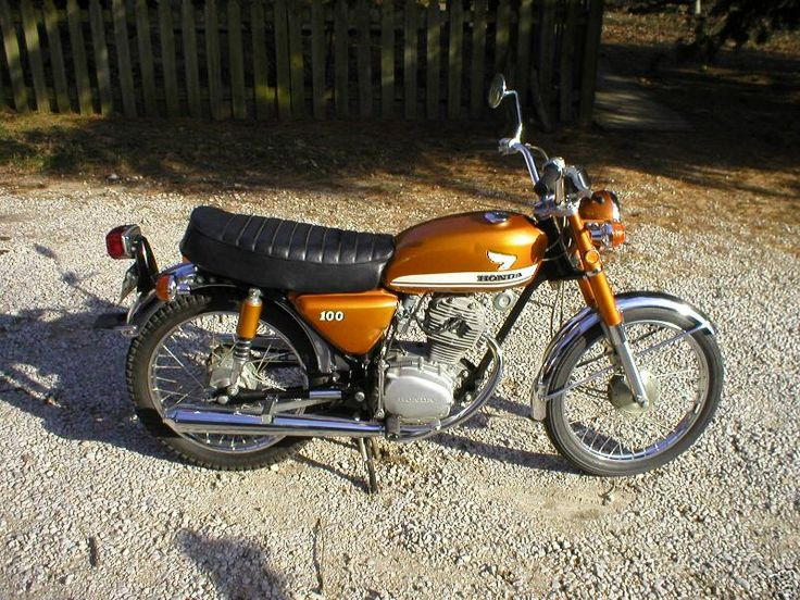 HONDA CB100...you have one of these...i want it.