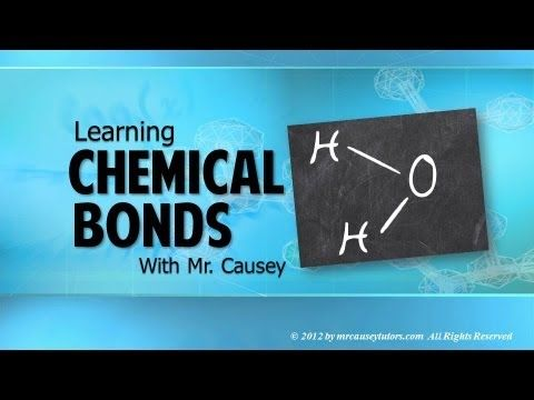 How to Determine Ionic and Covalent Chemical Bonding - Chemistry