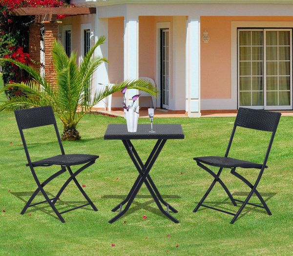 12 best images about Garden Bistro Set Table Chairs on Pinterest