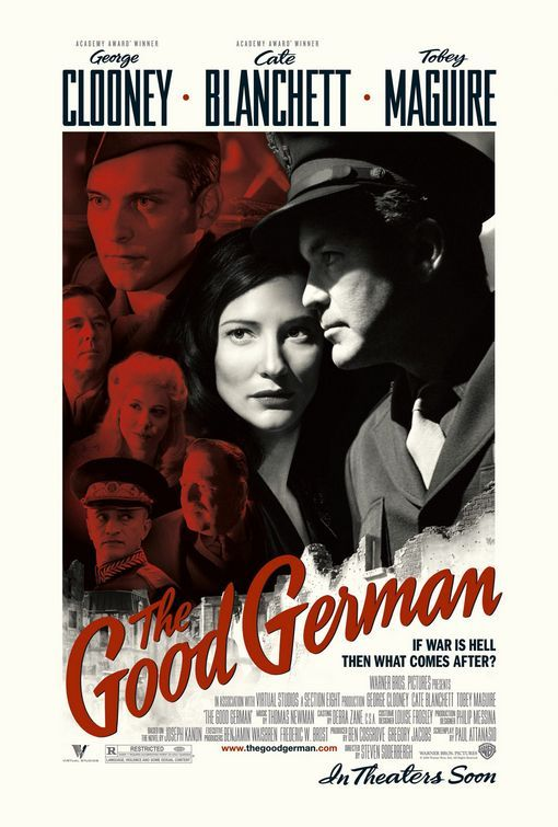 Specifically designed to emulate Casablanca because the movie does. They'd be a good double feature.