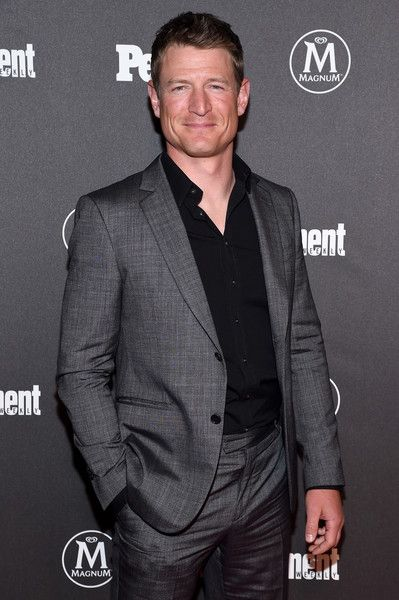 Philip Winchester Photos Photos - Philip Winchester attends the Entertainment Weekly & People Upfronts party 2016 at Cedar Lake on May 16, 2016 in New York City. - Entertainment Weekly & People Upfronts Party 2016 - Arrivals