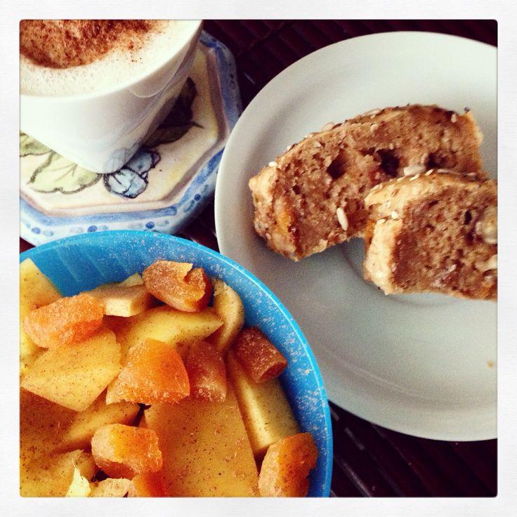 Pane dolce ai cachi ( sul blog la ricetta )